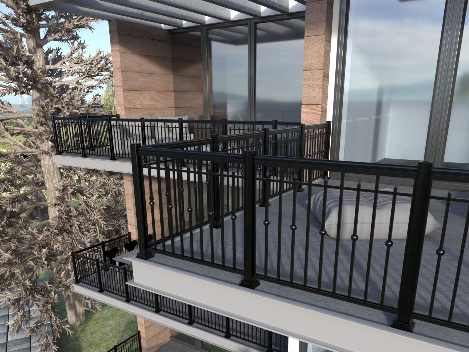 Tips to Protect your Deck and Railings this Winter ...